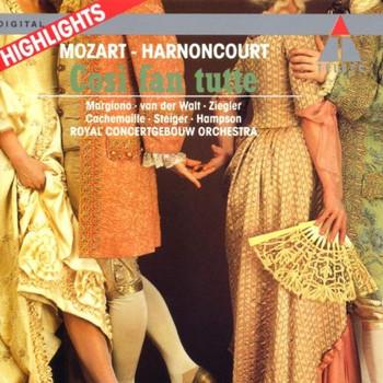 Harnoncourt - Mozart: Cosi fan Tutte (Highlights)
