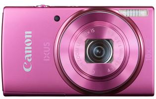 Canon IXUS 155 rosa