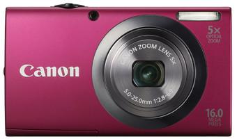 Canon PowerShot A2300 roze