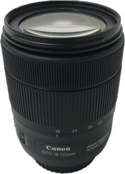 Canon EF-S 18-135 mm F3.5-5.6 IS USM 67 mm Obiettivo (compatible con Canon EF-S) nero
