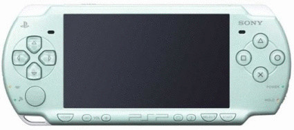 Sony PSP 2004 verde