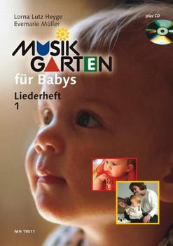 Musikgarten für Babys, Liederheft, m. Audio-CD - Lorna Lutz Heyge