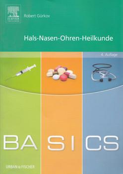 BASICS Hals-Nasen-Ohren-Heilkunde - Robert Gürkov [Broschiert, 4. Auflage 2016]