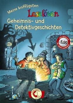 Leselöwen - Das Original: Meine kniffligsten Leselöwen-Geheimnis- und Detektivgeschichten: Jubiläumsausgabe mit Hörbuch-CD - Arold, Marliese