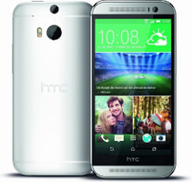 HTC One (M8) 32GB plata