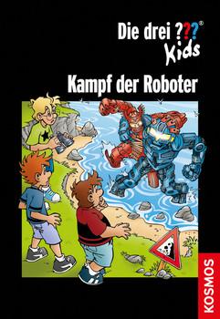 Die drei ??? Kids, Kampf der Roboter - Pfeiffer, Boris