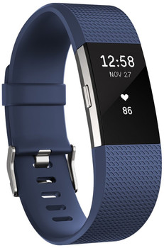 Fitbit Charge 2 Small blu