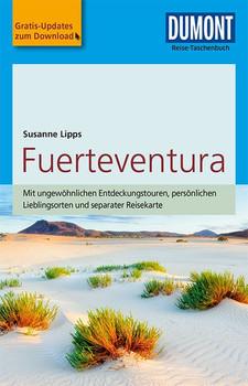 DuMont Reise-Taschenbuch Reiseführer Fuerteventura. mit Online-Updates als Gratis-Download - Susanne Lipps-Breda  [Taschenbuch]