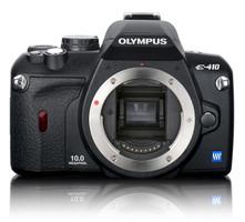 Olympus E-410 noir
