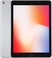 """Apple iPad 9,7"""" 32 Go [Wifi + Cellulaire, Modèle 2018] argent"""