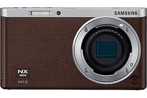 Samsung NX mini body marron