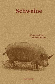 Schweine: Ein Portrait - Macho, Thomas
