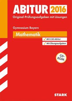 Abiturprüfung Bayern - Mathematik - Reimann