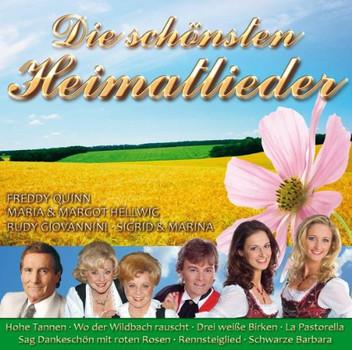Various - Die Schönsten Heimatlieder