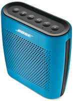 Bose SoundLink Colour Bluetooth speaker bleu