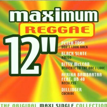 """Various - Reggae 12"""""""