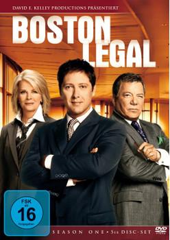 Boston Legal - Season One [5 Discs]