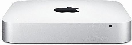 Apple Mac mini CTO 1.4 GHz Intel Core i5 8 GB RAM 500 GB HDD (5400 U/Min.) [Finales de 2014]
