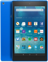 """Amazon Fire HD 8 8"""" 8 Go [Wi-Fi, modèle 2015] bleu"""