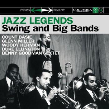 Various - Jazz Legends: Swing & Big Band