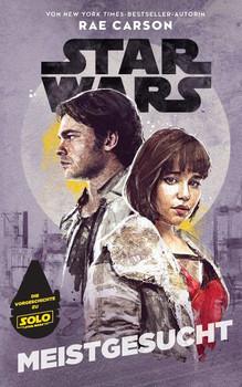 Star Wars: Meistgesucht - Rae Carson  [Taschenbuch]