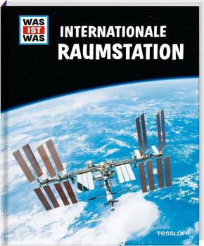 WAS IST WAS Internationale Raumstation. Wie werde ich Astronaut? Wie fühlt sich Schwerelosigkeit an? - Manfred Baur  [Gebundene Ausgabe]
