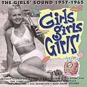 Various - The wonderful Music Of Girls, Girls (Dieser Titel enthält Re-Recordings)