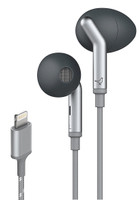 Libratone Q Adapt In-Ear negro [para iOS]