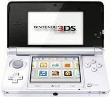 Nintendo 3DS blanco