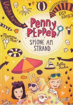 Penny Pepper: Spione am Strand - Ulrike Rylance [Gebundene Ausgabe]