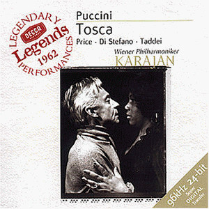 Price - Decca Legends - 1962 (Puccini: Tosca)
