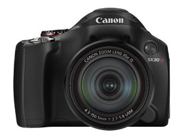 Canon PowerShot SX30 IS negro