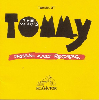 Townshend: The Who's Tommy (Gesamtaufnahme, engl.) [Soundtrack]