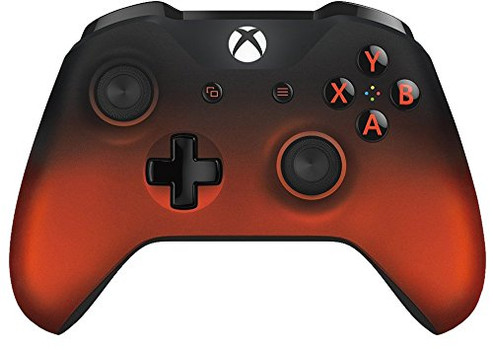 Microsoft Xbox One S Wireless Controller Volcano Shadow