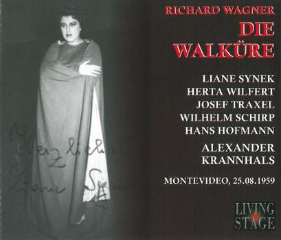 Liane Synek - Die Walkure [Krannhals,Sodre S