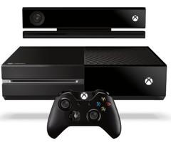 Microsoft Xbox One 500Go Noire [incl. capteur Kinect et une manette sans fil]