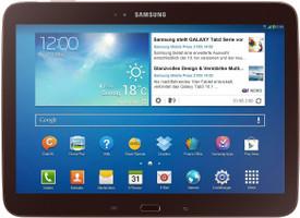 """Samsung Galaxy Tab 3 10.1 10,1"""" 16Go [Wi-Fi + 3G] bronze titane"""