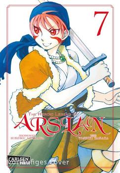 The Heroic Legend of Arslan 7 - Hiromu Arakawa  [Taschenbuch]