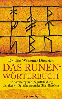 Das Runenwörterbuch - Udo W. Dieterich