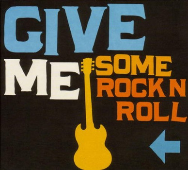 Various - Give Me Some Rock'N'Roll