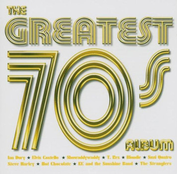 Various - Greatest 70s