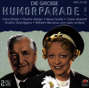 Wilhelm Bendow - Die Grosse Humorparade 1------