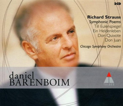 Barenboim - Symphonic Poems u.a.