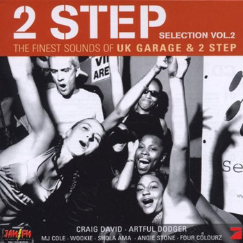 Various - 2 Step Selection Vol.2-the Fin