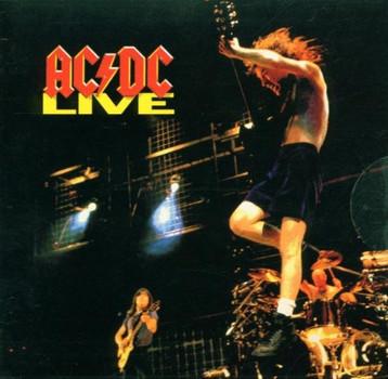 Ac/Dc - Live(Mini Vinyl Replica)