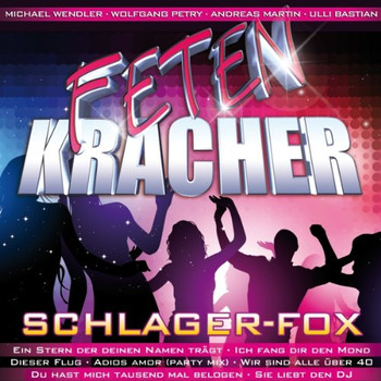 Various - Fetenkracher-Schlager-Fox