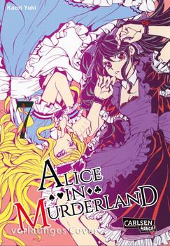 Alice in Murderland 7 - Kaori Yuki  [Taschenbuch]