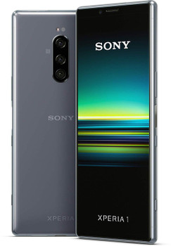 Sony Xperia 1 Dual SIM 128GB gris