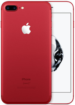 Apple iPhone 7 Plus 256GB rojo [(PRODUCT) RED Special Edition]