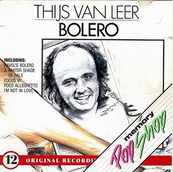 Leer Thijs Van - Bolero